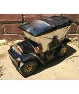 RARE ORIGINAL MCCOY CAR COOKIE JAR *COOKIE JARS - $200.00