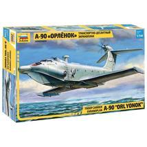 "Zvezda 7016 - Troop carrier ekranoplan A-90 ""Orlyonok"" Scale 1/144 - $99.00"