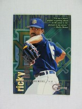 Ricky Bones Milwaukee Brewers 1996 Fleer Skybox Baseball Card 49 - $0.98