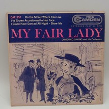 "Vintage My Fair Lady Vinyl Record 7"" EP - $4.94"