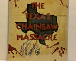 Leatherface Andrew Bryniarski Texas Chainsaw Massacre Autographed 16x 20 Horror - £64.22 GBP