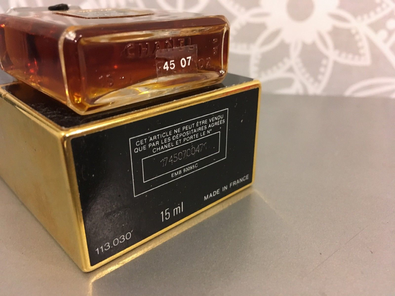 COCO Chanel 0.5oz/ 15ml new&sealed image 5