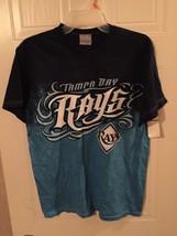 Tampa Bay Rays Man's Knit Shirt.  Size M.  NWOT - $10.45