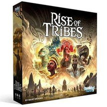 Rise Of Tribes Strategy Board Game Breaking Games NEW IN SEALED BOX - $34.64