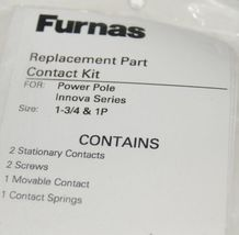 Furnas 75EF14 Replacement Part Contact Kit Power Pole Innova Series OEM image 3