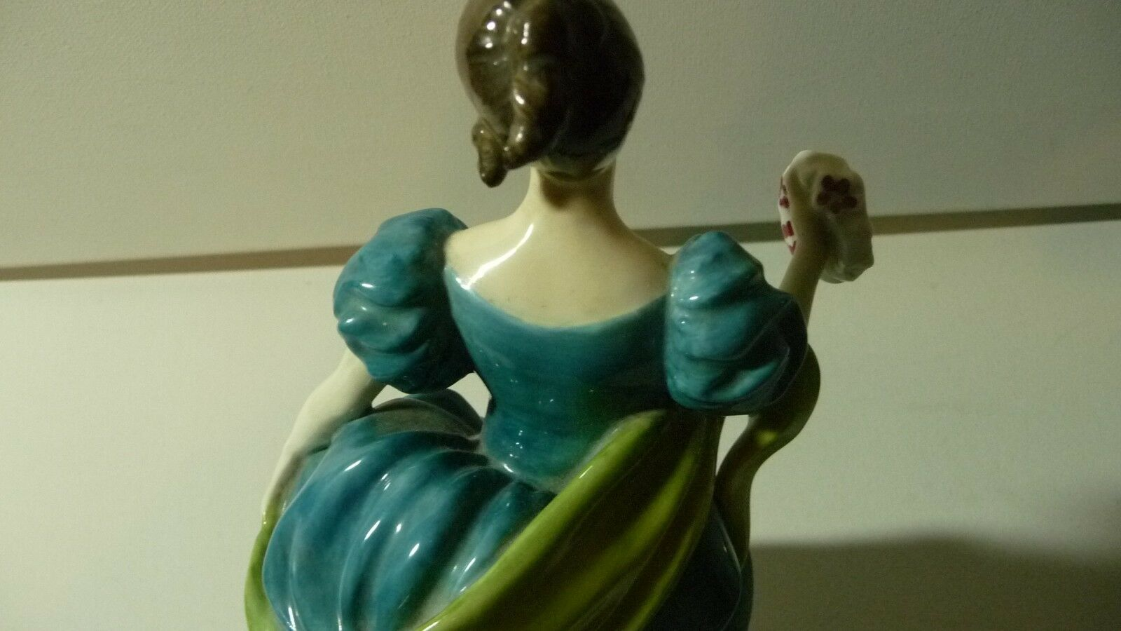 "ROYAL DOULTON ""Rhapsody"" Bone China Figurine HN 2267 Circa 1960 Rd. No. 43/60 image 8"