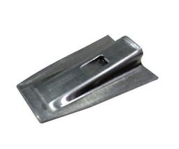 Fixturedisplays Nebengleis Keile 100 / Karte Aluminum Clips 17536 - $19.34