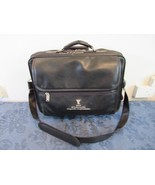 "YMCA Executive Laptop Travel Bag Rolling Handle Business Briefcase 16"" - $48.56"