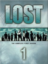LOST - The Complete First Season, Season 1, (7 DVD Box Set), 2005, Wides... - $19.99