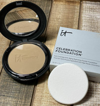 It Cosmetics~Celebration Foundation Powder ~ TAN ~ NIB - $24.74