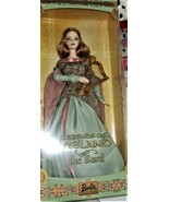 "Barbie Doll Legends Of Ireland ""The Bard"" Limited Edition - $74.95"