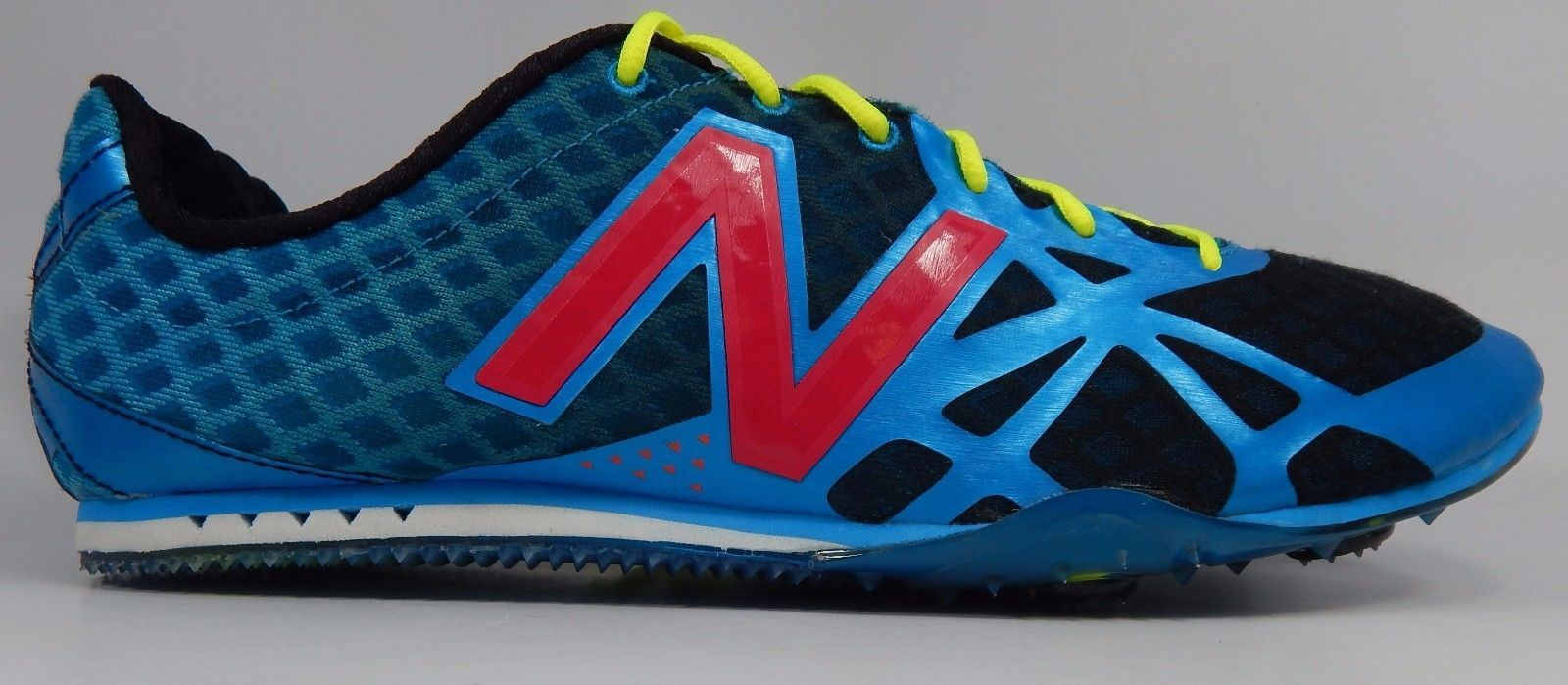New Balance MD 500 v2 Men's Track Shoes Size US 12.5 M (D) EU 47 Blue MMD500B2