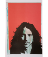 Chris Cornell of Sound Garden 11 x 17 Cardstock Promo Poster, new - $14.95