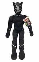Marvel Avengers Black Panther Large Jumbo Rare Plush 28 Inches New With ... - $79.19