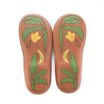 Born Brown Leather Flip Flops Thong Style Sandals Casual Shoes Womens 10 M image 7