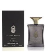 Arabian Knight Silver EDP 100 ml For Men - By Arabian Oud Perfumes  - $119.90