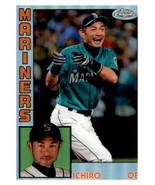 2019 Topps Chrome 1984 Topps #84TC-14 Ichiro Mariners - $3.49