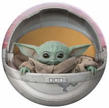 "amscan Star Wars Yoda Round Plates, 7"" - 8 Pcs. - $4.90"