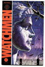 WATCHMEN #2 comic book 1986-DAVID GIBBONS-ALAN MOORE-DC COMICS - $31.53