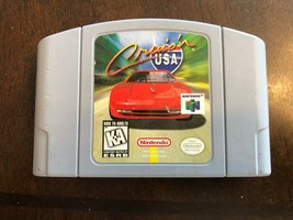 N64 Cruisin USA game - Cleaned, Tested, & 100% Working - check out listi... - $9.40