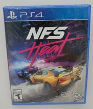 Need for Speed: Heat for PlayStation 4  PS4 Brand New NFS - $19.76