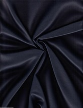 BTY Ultrafabrics Brisa Faux Leather Indigo Blue Upholstery Fabric 533-26... - $17.10