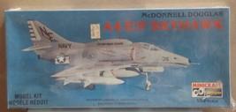 A4 E/F Skyhawk 1/72  model plane Sealed never opened MiNicraft Vintage 1970s - $15.30
