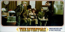 The Inventors Board Game by Parker Brothers 1974 Marvin Glass Collectible Game - $123.74