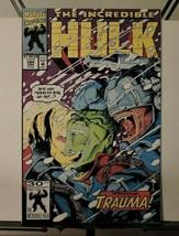 The Incredible Hulk #394 june 1992 - $5.25