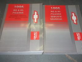 1995 Chevrolet GMC Pg P3 Servizio Riparazione Shop Officina Manuale Set ... - $22.71
