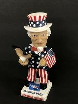 Uncle Sam Bobblehead Figurine Collectible Pepsi Eagle USA Flag Patriotic... - $24.99