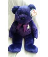 Ty Beanie Buddies Princess Diana Bear With Rare... - $49.99