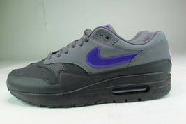 NIKE AIR MAX 1 MEN SIZE 9.5 DARK GREY NEW COMFORTABLE SUPER RARE - $129.99