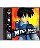 Playstation  -  Mega Man Legends - $44.95