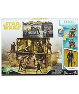 Star Wars Solo Force Link 2.0 Kessel Mine Escape Playset Exclusive - $32.66