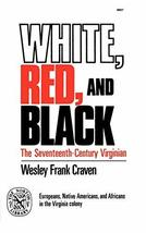 White Red & Black (The Norton library ; N857) [Paperback] Wesley, Craven... - $7.67