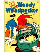 Woody Woodpecker-Four Color Comics #390 1952-Dell-Walter Lantz-VG - $32.79