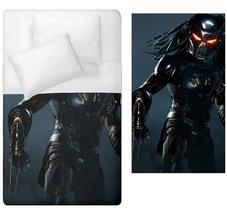 Predator halloween horror Duvet Cover Single Bed Size  - $70.00