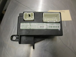 GSR445 STEERING COLUMN MEMORY MODULE 2006 LEXUS GS300 3.0 8922730020 - $50.00