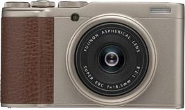 Fujifilm XF10 Digital Camera - Champagne Gold - $3,074.17