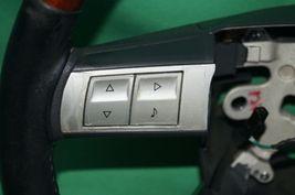 05-07 Chrysler 300 300c Leather Woodgrain Steering Wheel image 4