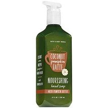 Bath and Body Works COCONUT PUMPKIN LATTE Hand Soap with Pumpkin Butter ... - $12.85