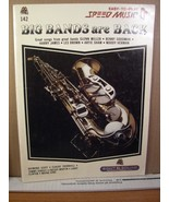 Easy-To-Play Speed Music #142 Big Bands are Back 1984 - $8.99