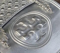 Tory Burch Fleming Metallic Convertible Shoulder Bag image 4