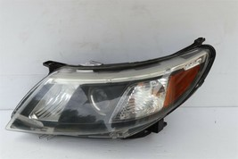 08-11 Saab 9/3 9-3 93 Headlight Head Light Lamp Xenon HID AFS Driver Left LH