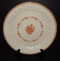 Sango Renaissance  Arcadia Brown Stoneware Serving Plate / Platter Japan #291 - $24.74