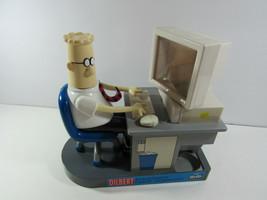 Dilbert Electronic M&M's Office Desk Computer Candy Dispenser does not work - $4.94