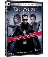 Blade: Trinity (DVD, 2005, 2-Disc Set, Unrated) - £4.97 GBP