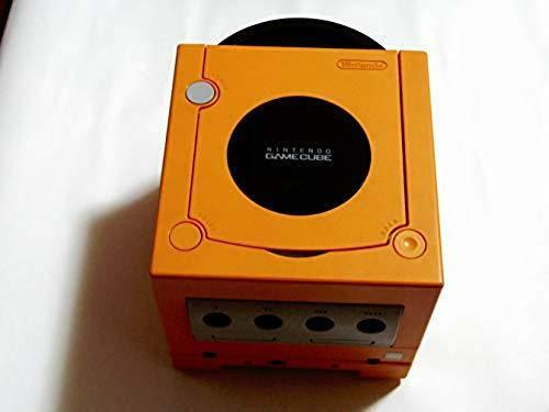 Gamecube Enjoy Plus Pack Spice Orange Console Boxed Bundle Nintendo JPN Tested