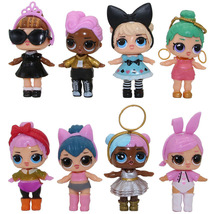 8pcs/lot Unpacking Baby Tear Open Color Change Doll - $31.71+